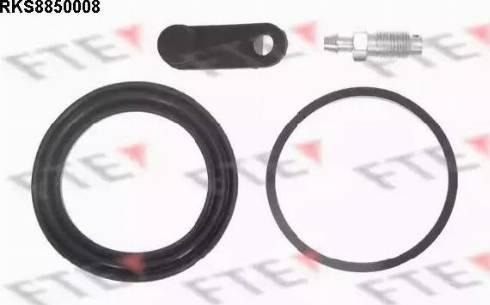 FTE RKS8850008 - Ремкомплект, тормозной суппорт car-mod.com