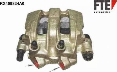 FTE RX409834A0 - Тормозной суппорт avtokuzovplus.com.ua