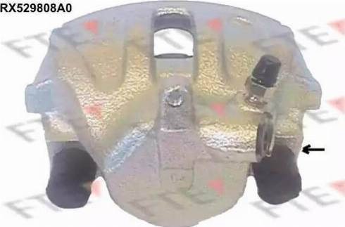 FTE RX529808A0 - Тормозной суппорт avtokuzovplus.com.ua