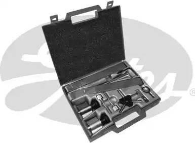 Gates gat4840 - Монтажный инструмент, зубчатый ремень autodnr.net