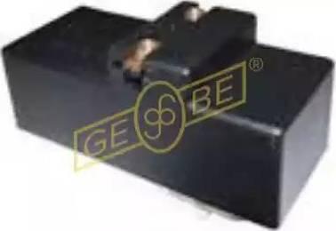 Gebe 9 9033 1 - Реле, продольный наклон шкворня вентилятора car-mod.com