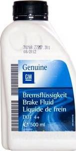 General Motors 93160363 - Тормозная жидкость car-mod.com