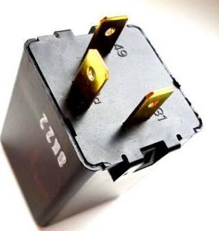 General Motors 96312545 - Реле аварийной световой сигнализация autodnr.net