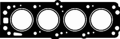 Glaser H0391100 - Прокладка, головка цилиндра autodnr.net