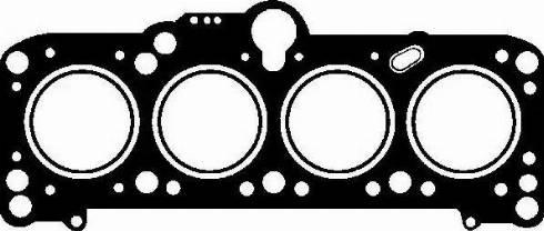 Glaser H22674-20 - Прокладка, головка цилиндра car-mod.com