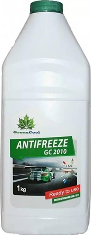 Greencool 791951 - Антифриз avtokuzovplus.com.ua