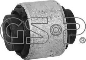 GSP 510348 - Сайлентблок, рычаг подвески колеса car-mod.com