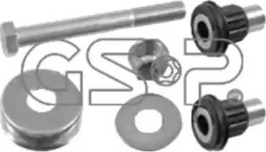 GSP 510437S - Ремкомплект, направляющий, маятниковый рычаг car-mod.com