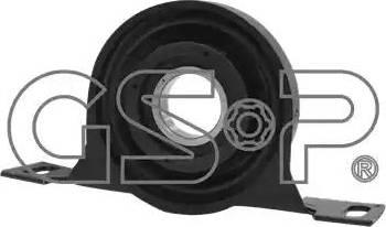 GSP 510659 - Центральная опора подшипника карданного вала car-mod.com