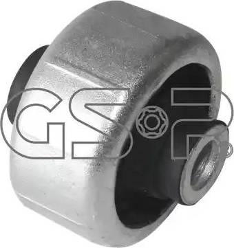 GSP 510742 - Сайлентблок, рычаг подвески колеса car-mod.com