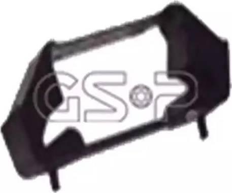 GSP 510857 - Підвіска, ступінчаста коробка передач autocars.com.ua