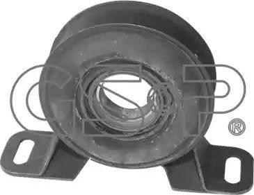 GSP 511381 - Підвіска, карданний вал autocars.com.ua