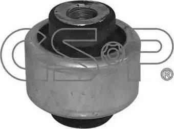GSP 511919 - Сайлентблок, рычаг подвески колеса car-mod.com