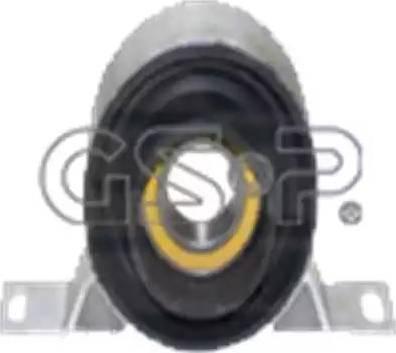 GSP 512301 - Центральная опора подшипника карданного вала car-mod.com