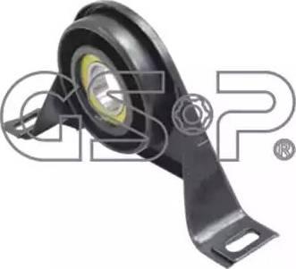 GSP 512668 - Центральная опора подшипника карданного вала car-mod.com