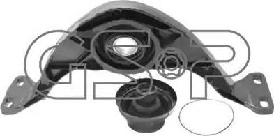 GSP 514808S - Подшипник карданного вала, промежуточный/подвесной car-mod.com