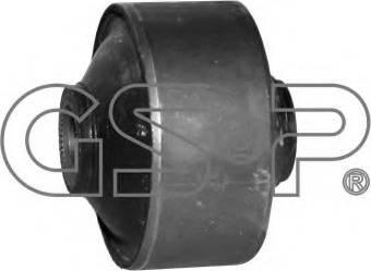 GSP 516168 - Сайлентблок, рычаг подвески колеса car-mod.com