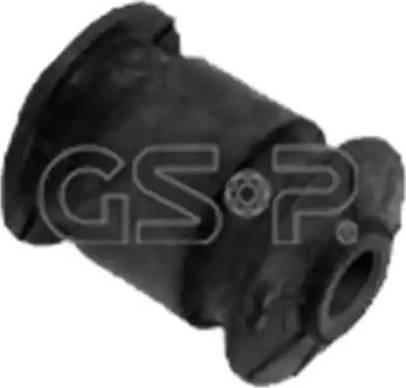 GSP 516193 - Сайлентблок, рычаг подвески колеса car-mod.com