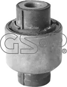 GSP 516370 - Сайлентблок, рычаг подвески колеса car-mod.com