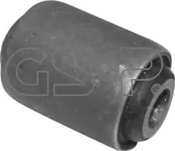 GSP 517349 - Сайлентблок, рычаг подвески колеса car-mod.com