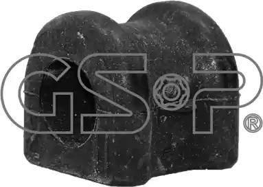 GSP 517524 - Втулка стабилизатора, нижний сайлентблок car-mod.com