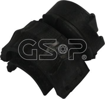 GSP 518122 - Втулка стабілізатора, нижній сайлентблок autocars.com.ua