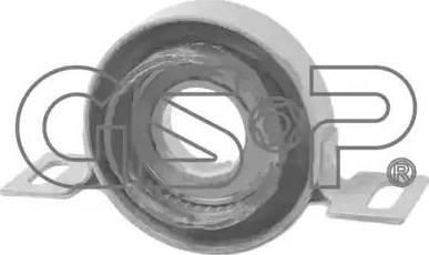 GSP 530154 - Центральная опора подшипника карданного вала car-mod.com