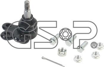 GSP S080328 - Шаровая опора, несущий / направляющий шарнир car-mod.com