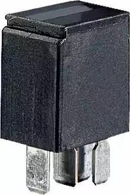 HELLA 4RD 007 814-011 - Реле, предварительный нагреватель топлива car-mod.com
