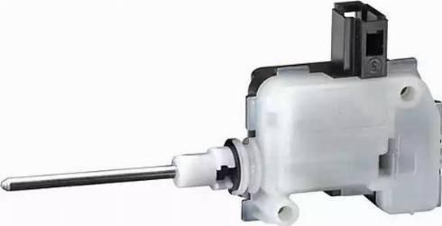 HELLA 6NW 008 066-001 - Актуатор, регулировочный элемент, центральный замок car-mod.com