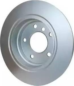 HELLA 8DD 355 102-601 - Тормозной диск autodnr.net