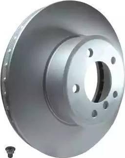 HELLA 8DD 355 109-921 - Тормозной диск autodnr.net