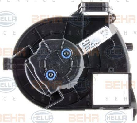 HELLA 8EW 351 039-281 - Вентилятор салона car-mod.com