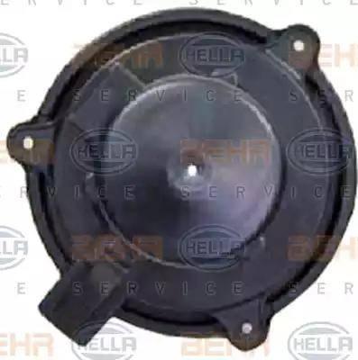HELLA 8EW 351 040-591 - Вентилятор салона car-mod.com