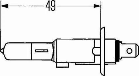 HELLA 8gh002089-131 - Лампа накаливания, фара с авт. системой стабилизации autodnr.net