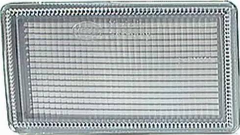 HELLA 8XU144429001 - Облицовка, противотуманная фара car-mod.com