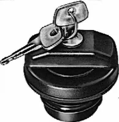 HELLA 8XY 006 481-001 - Крышка, топливный бак car-mod.com