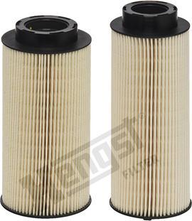 Hengst Filter E103KP D197 - Паливний фільтр autocars.com.ua