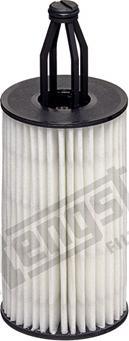 Hengst Filter E129H D222 - Масляний фільтр autocars.com.ua