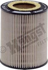 Hengst Filter E412KP02 D55 - Паливний фільтр autocars.com.ua