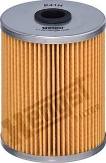 Hengst Filter E41HD237 - Масляный фильтр, ретардер car-mod.com