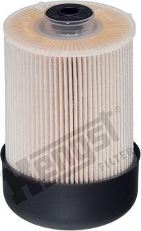 Hengst Filter E446KP D318 - Паливний фільтр autocars.com.ua