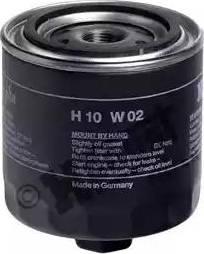 Hengst Filter H10W02 - Воздушный фильтр, компрессор - подсос воздуха car-mod.com