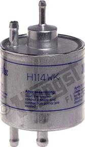 Hengst Filter H114WK - Паливний фільтр autocars.com.ua