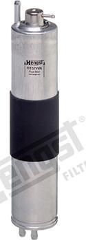 Hengst Filter H157WK - Паливний фільтр autocars.com.ua