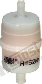 Hengst Filter H452WK - Воздушный фильтр, компрессор - подсос воздуха avtokuzovplus.com.ua