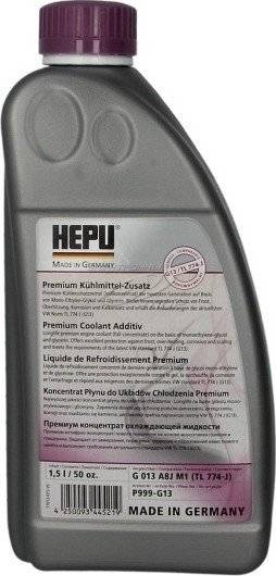 Hepu P999-G13 - Антифриз autodnr.net