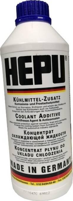 Hepu P999YLW - Антифриз autodnr.net