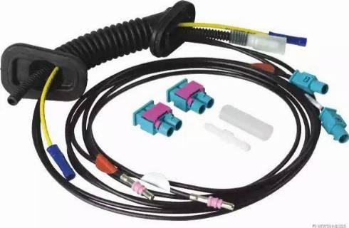 Herth+Buss Elparts 51277133 - Ремкомплект для кабеля, задняя крышка car-mod.com