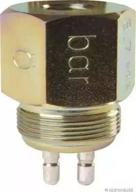 Herth+Buss Elparts 70495156 - Кнопочный выключатель, тормозн. гидравлика car-mod.com